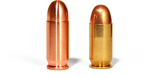 45 acp 1 oz copper bullet you not only get a finely crafted bullet
