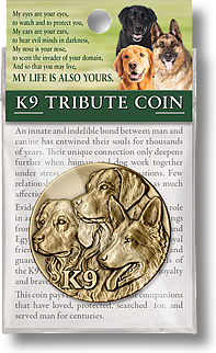 K9 Tribute Packaging
