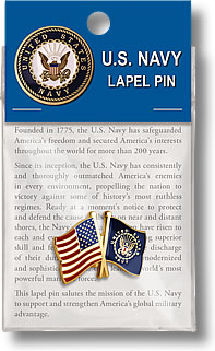lapel pin packaging