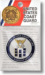 USCG Chief Warrant Officer Packaging