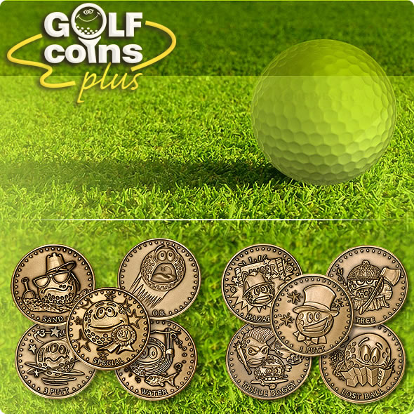 Golf Coins Plus
