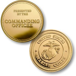 Commanding Officer - Marines MerlinGold®