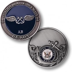 Aviation Boatswain's Mate - Enamel