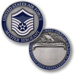 Master Sergeant Air Force