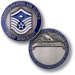 First Sergeant E7 Air Force