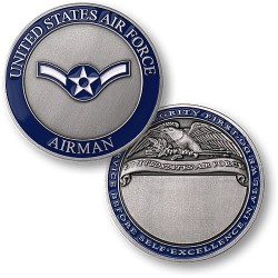 Airman Engravable