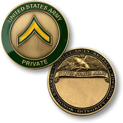 U.S. Army Private