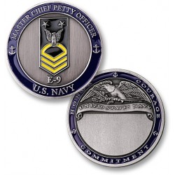 Navy Master Chief Petty Officer