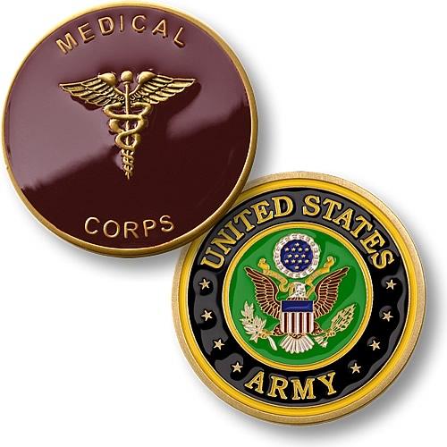 Army Medical Corps Logo U.s Army Medical Corps