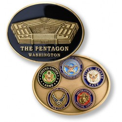 The Pentagon - Oval