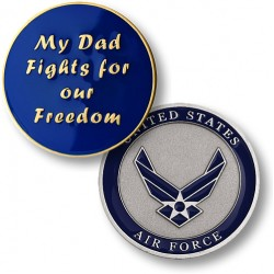 My Dad Fights - Air Force Seal