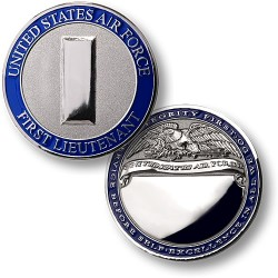 Air Force First Lieutenant - Engravable