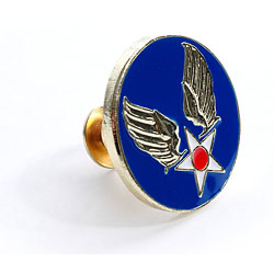 Army Air Corps Lapel Pin