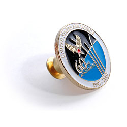 Air Force 60th Anniversary Lapel Pin