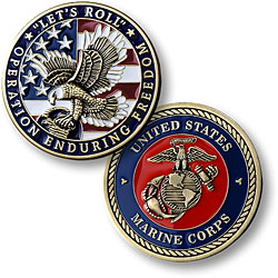 Operation Enduring Freedom - Marine