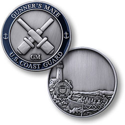 Coast Guard Gunners Mate
