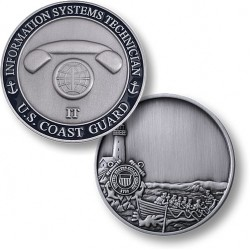 Coast Guard Information Systems Technician