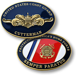 Coast Guard Cutterman Officer