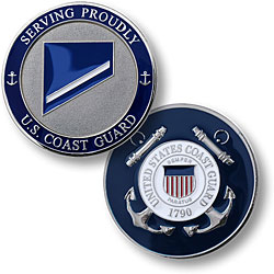 Coast Guard E1 Seaman Recruit