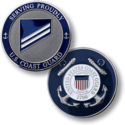 Coast Guard E2 Seaman Apprentice