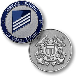 Coast Guard E3 Seaman