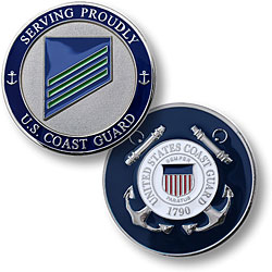 Coast Guard E3 Airman