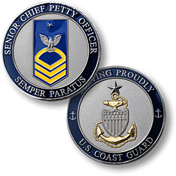 Coast Guard Senior Chief Petty Officer
