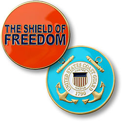 Coast Guard Shield of Freedom