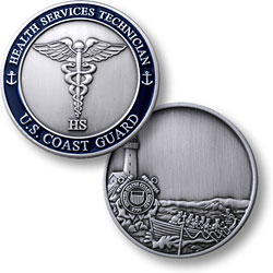 Coast Guard Health Services Technician