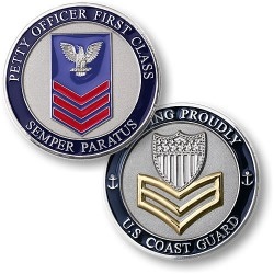 Coast Guard Petty Officer First Class