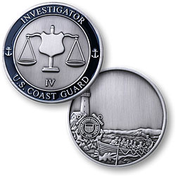 Coast Guard Investigator