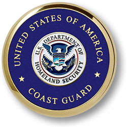Coast Guard Homeland Security Coaster
