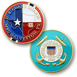 Coast Guard MSU Galveston