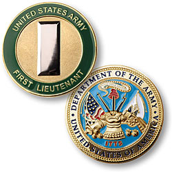 U.S. Army First Lieutenant