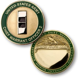 U.S. Army Chief Warrant Officer 2