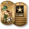 Army Brat Dog Tag