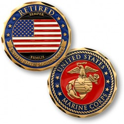 Marine Corps Retired