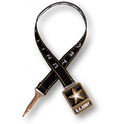 U.S. Army Bookmark with 10 Inch Ribbon