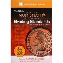 The Official American Numismatic Association Grading Standards for United States Coins