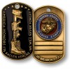 Fallen Heroes Dog Tag - Marines