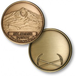 Mt. Adams Bronze Antique Engravable