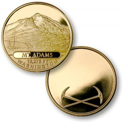 Mt. Adams MerlinGold® Engravable