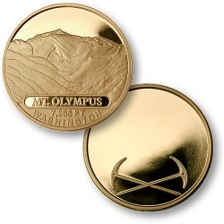 Mt. Olympus MerlinGold® Engravable