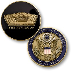 The Pentagon with Great Seal