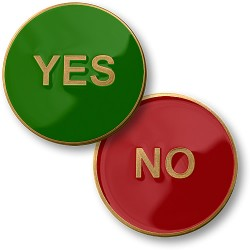 YES / NO Coin