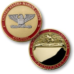 USMC Colonel Engravable