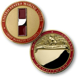 USMC Chief Warrant Officer 3 Engravable