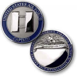 U.S. Air Force - Captain Engravable