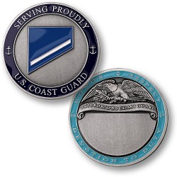 Coast Guard Seaman Recruit  Engravable