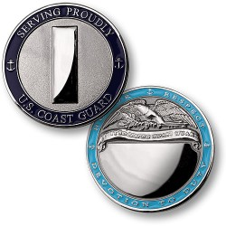 Coast Guard Lieutenant Junior Grade Engravable